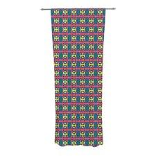 Delilah Curtain Panels (Set of 2)