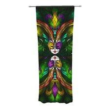 Topsy Turvy Curtain Panels (Set of 2)