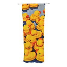 Duckies Curtain Panels (Set of 2)