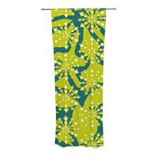 Festive Splash Curtain Panels (Set of 2)