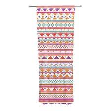 Native Bandana Curtain Panels (Set of 2)