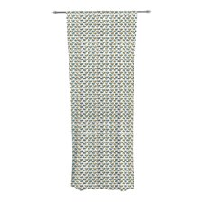 Spring Stem Curtain Panels (Set of 2)