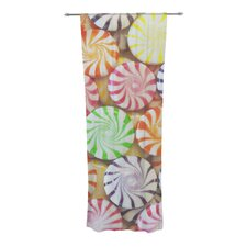 I Want Candy Curtain Panels (Set of 2)