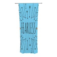 Fearless Curtain Panels (Set of 2)