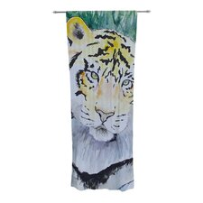 Tiger Curtain Panels (Set of 2)