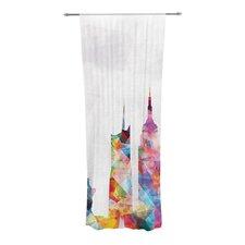 New York Curtain Panels (Set of 2)