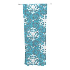 Precious Flakes Curtain Panels (Set of 2)