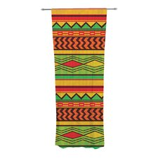 Egyptian Curtain Panels (Set of 2)