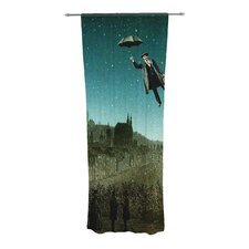 The Departure Curtain Panels (Set of 2)