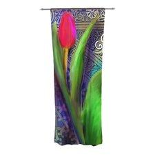 Arabesque Tulip Curtain Panels (Set of 2)