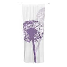 Dandelion Curtain Panels (Set of 2)