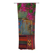Ethnic Escape Curtain Panels (Set of 2)