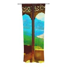 Mountain Retreat Curtain Panels (Set of 2)