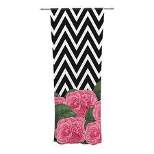 Camellia Curtain Panels (Set of 2)