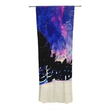 First Snow Curtain Panels (Set of 2)