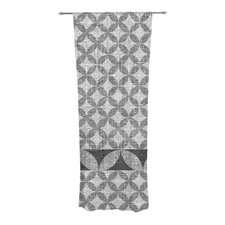 Diamond Curtain Panels (Set of 2)