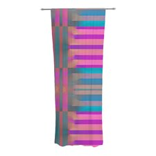 Tracking Curtain Panels (Set of 2)