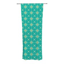 Hive Blooms Curtain Panels (Set of 2)