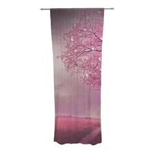 Song of the Springbird Curtain Panels (Set of 2)