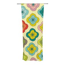 Forest Bloom Curtain Panels (Set of 2)