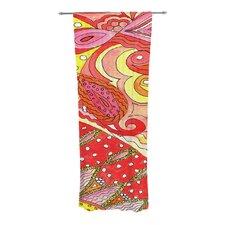 Swirls Curtain Panels (Set of 2)