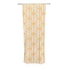 Diamonds Curtain Panels (Set of 2)