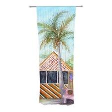 McT on Sanibel Curtain Panels (Set of 2)