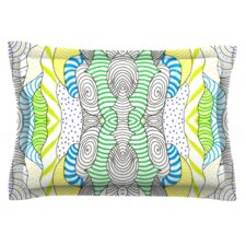 Wormland by Monika Strigel Woven Pillow Sham
