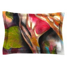 Glimpse by Kristin Humphrey Woven Pillow Sham