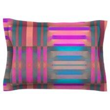 Tracking by Nina May Woven Pillow Sham
