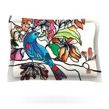 Magic Garden by Sonal Nathwani Woven Pillow Sham