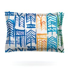 Quiver II by Theresa Giolzetti Woven Pillow Sham