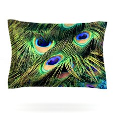 You Are Beautiful by Robin Dickinson Woven Pillow Sham