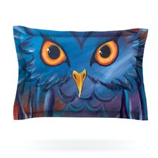 Hoot by Padgett Mason Woven Pillow Sham