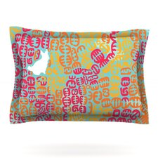 Oliver by Theresa Giolzetti Woven Pillow Sham