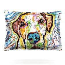 Ernie by Rebecca Fischer Woven Pillow Sham