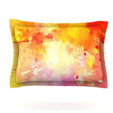 Splash by CarolLynn Tice Woven Pillow Sham