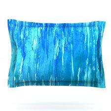 Wet & Wild by Rosie Brown Woven Pillow Sham