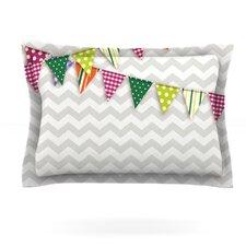 Flags 1 Woven Pillow Sham