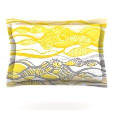 Kalahari by Gill Eggleston Woven Pillow Sham