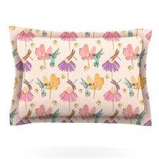 Magic Garden by Laura Escalante Woven Pillow Sham