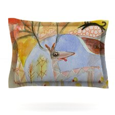 Promise of Magic by Marianna Tankelevich Woven Pillow Sham