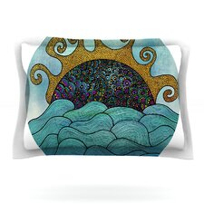Oceania by Pom Graphic Design Woven Pillow Sham