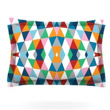 Geometric by Project M Woven Pillow Sham