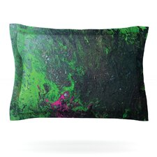 Acid Rain by Claire Day Woven Pillow Sham