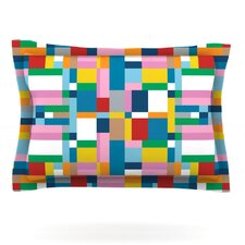 Map by Project M Woven Pillow Sham