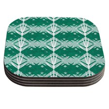 Diamond by Alison Coxon Coaster (Set of 4)