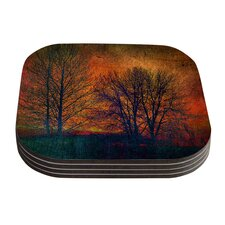 Silhouettes by Sylvia Cook Coaster (Set of 4)