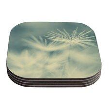 Snowflake by Ingrid Beddoes Coaster (Set of 4)