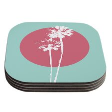 Cali Sunset by Bree Madden Coaster (Set of 4)